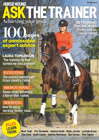 Horse & Hound Ask The Trainer digital cover