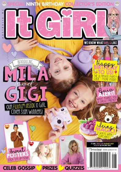 It GiRL digital cover