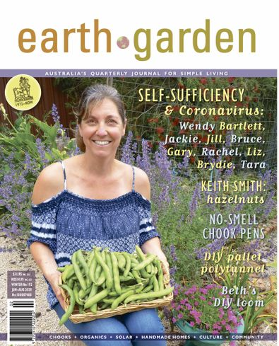 Earth Garden digital cover