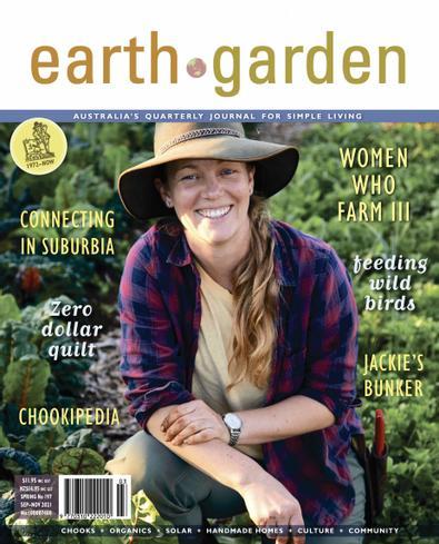 Earth Garden digital cover
