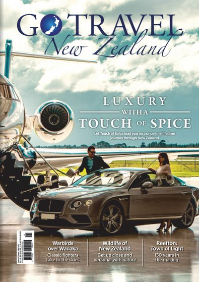 Go Travel New Zealand digital cover