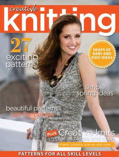 Creative Knitting digital cover