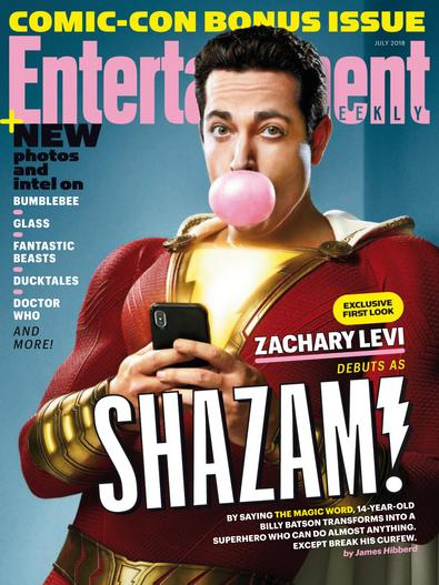 Entertainment Weekly Comic-Con Special digital cover