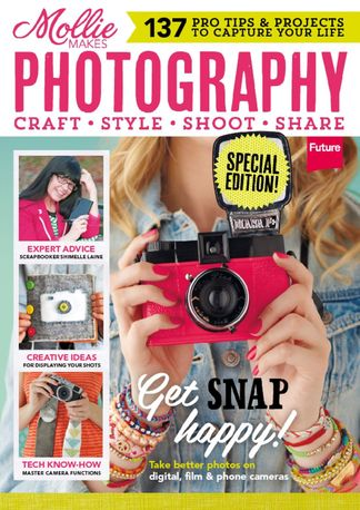 Mollie Makes Photography digital cover