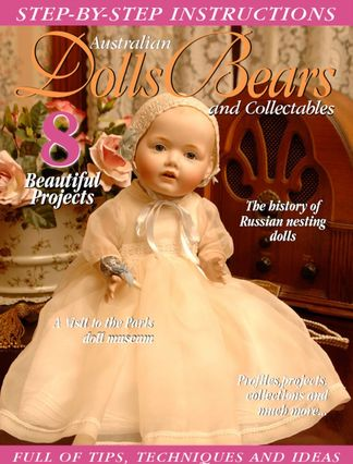 Dolls Bears & Collectables digital cover