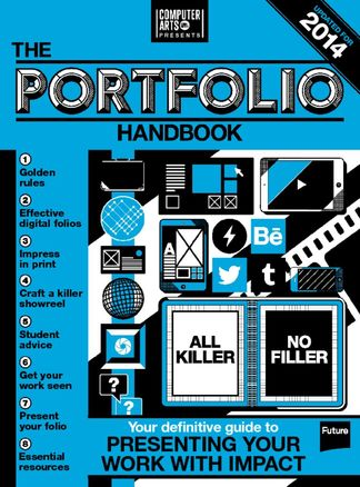 Computer Arts Presents 20 - The Portfolios Handboo digital cover