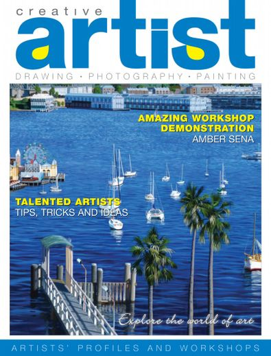 Creative Artist digital cover