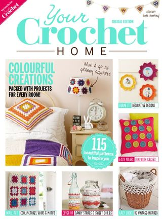 Your Crochet Home digital cover