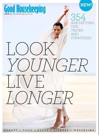 Good Housekeeping Anti-Aging Special 2014 digital cover