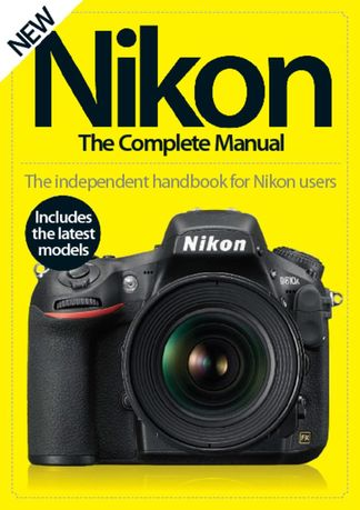 Nikon The Complete Manual digital cover