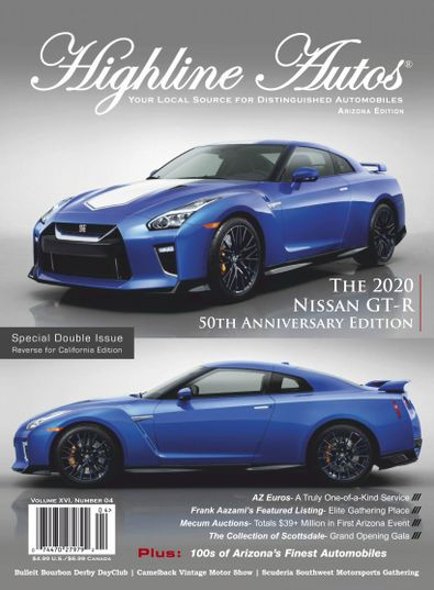 Highline Autos digital cover
