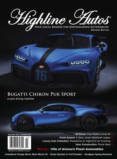 Highline Autos digital cover