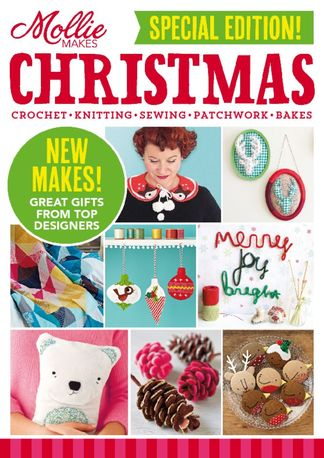 Mollie Makes Christmas digital cover