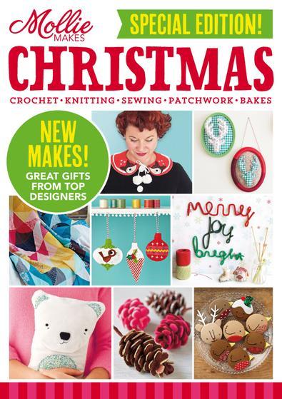 Mollie Makes Christmas digital cover