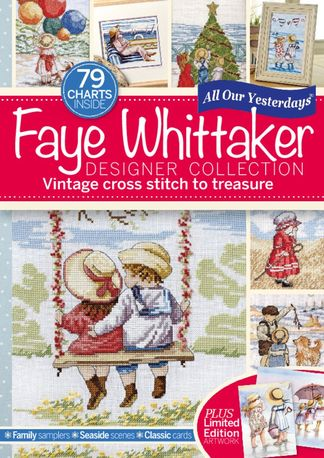 Designer Collection Faye Whittaker digital cover