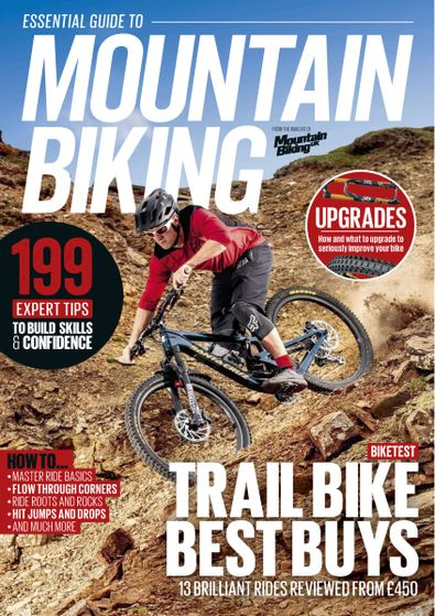Essential Guide to Mountain Biking digital cover