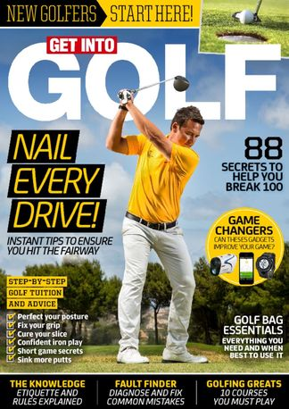 Get into Golf digital cover