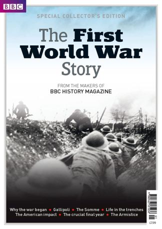 The First World War Story - from the makers of BBC digital cover