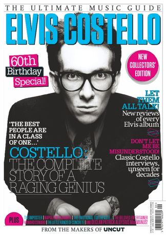 Elvis Costello - The Ultimate Music Guide digital cover