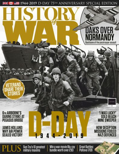 History of War digital cover