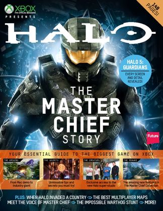 Halo: The Master Chief Story digital cover