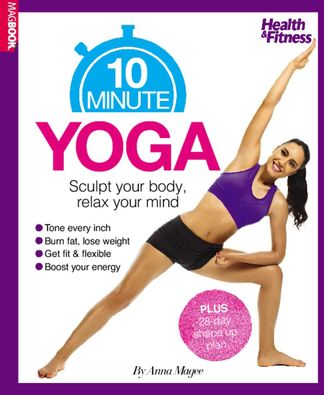 Health & Fitness 10 Minute Yoga digital cover