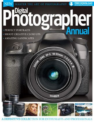 Digital Photographer Annual cover