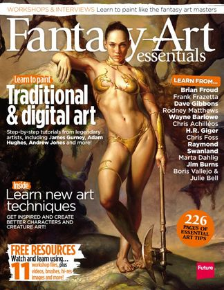 Fantasy Art Essentials digital cover