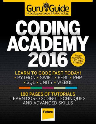Coding Academy 2015 digital cover