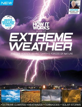 How It Works Book of Extreme Weather digital cover