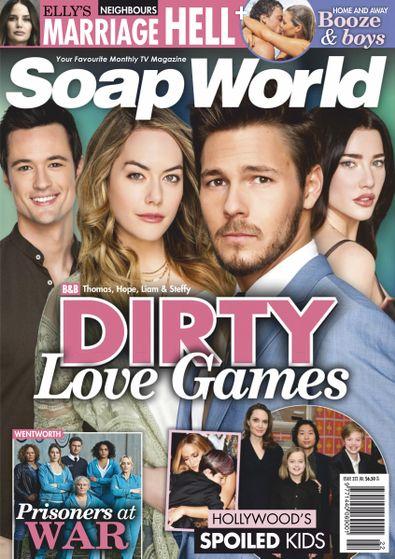 Soap World digital cover
