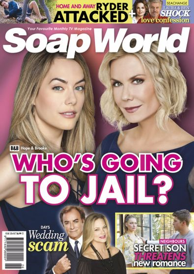 Soap World digital cover