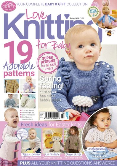 Love Knitting for Babies digital cover