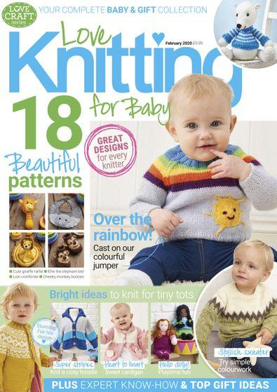Love Knitting for Babies digital cover