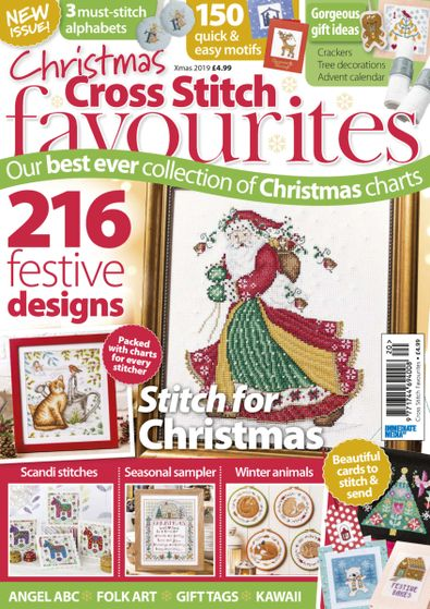 Cross Stitch Favourites digital cover