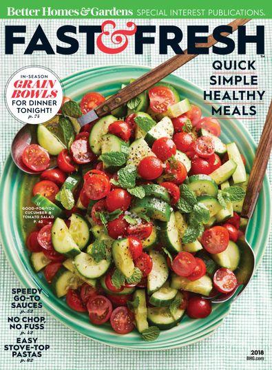 Fast & Fresh digital cover