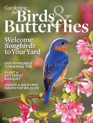 Gardening for Birds & Butterflies digital cover