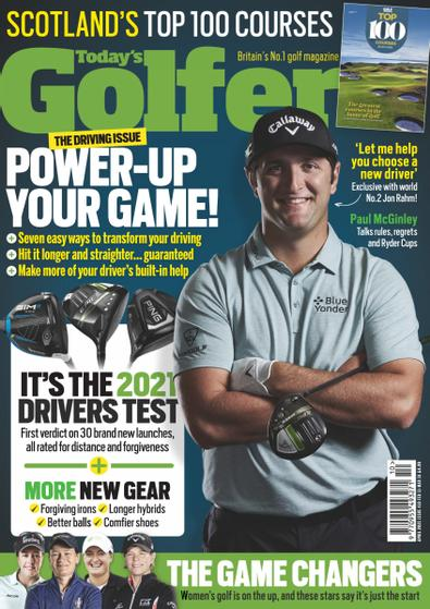 Today's Golfer digital cover