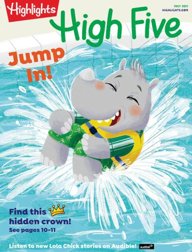 Highlights High Five digital cover