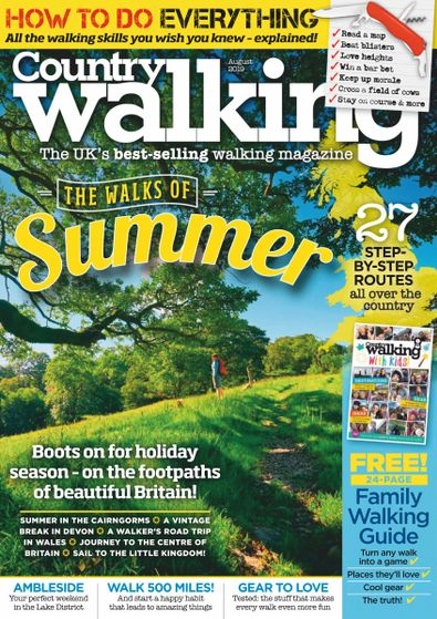Country Walking digital cover