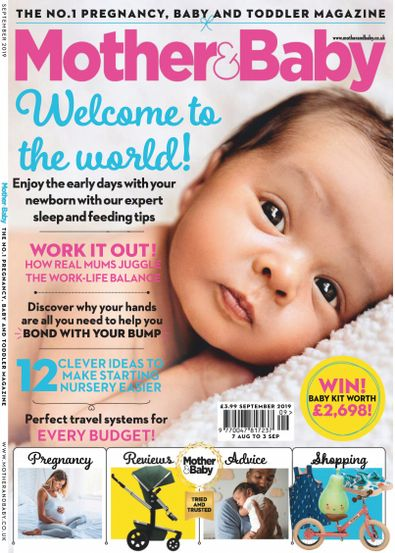 Mother & Baby digital cover