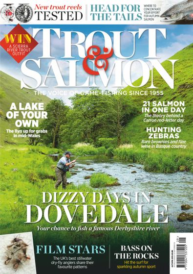 Trout & Salmon digital cover