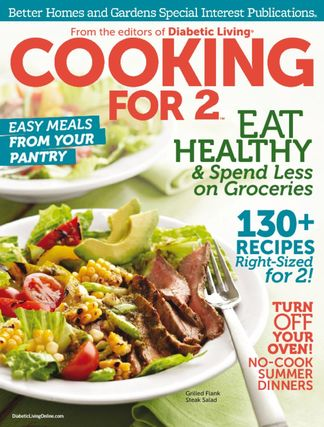 Cooking for 2 digital cover