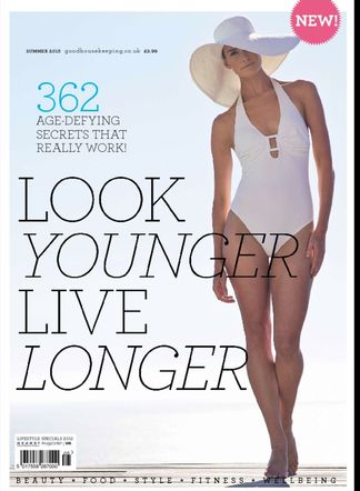 Good Housekeeping Look Younger Live Longer digital cover