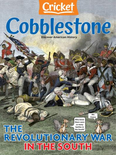 Cobblestone American History and Current Events fo digital cover
