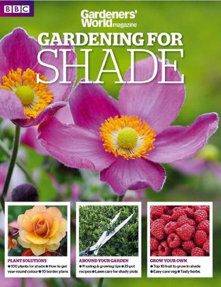 Gardeners' World Magazine - GARDENING FOR SHADE digital cover