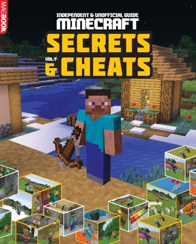 Minecraft Secrets & Cheats: 100% Unofficial digital cover