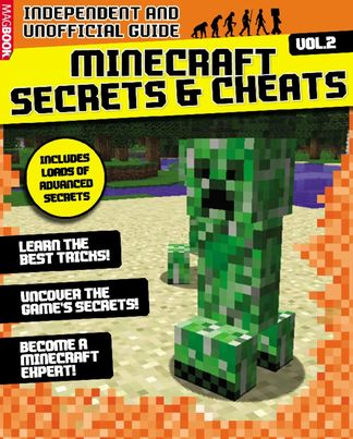 Minecraft Secrets & Cheats: 100% Unofficial digital cover
