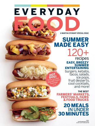 Martha Stewart Living Everyday Food digital cover