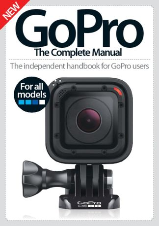 GoPro The Complete Manual digital cover